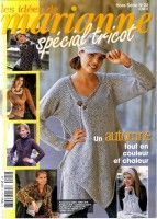 """Gallery.ru / tymannost - Альбом """"Les idees de Marianne Special Tricot №22"""""""