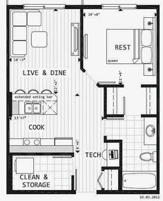 Tiny home house plans best home plans images in tiny house plans small house plans future . tiny home house plans Tiny House Cabin, Tiny House Living, Tiny House Design, Small House Plans, House Floor Plans, Living Room, Small Floor Plans, Casas Containers, Cottage Plan