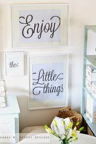 15 Free Art Printables | Little House of Four: 15 Free Art Printables