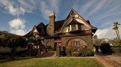 """West Adams 1906 Landmark """"Elegant Manor"""" Back, Still a Fixer"""