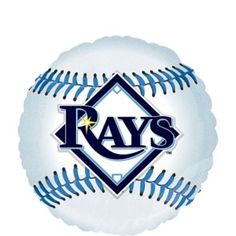 Root, root, root for the Rays with a Baseball Tampa Bay Rays Balloon! This Rays foil balloon features the official team logo on a baseball balloon. Black Tees, Halloween Costume Shop, Halloween Costumes For Kids, Baseball Party Decorations, Rays Logo, Mlb Teams, Sports Teams, Tampa Bay Rays, Kids Party Supplies