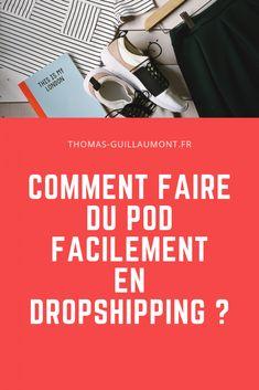 Comment faire du POD (Print-On-Demand) facilement en dropshipping ?