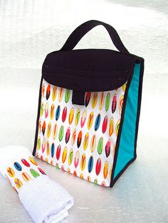 Lunch Bag Térmica + Toalhinha