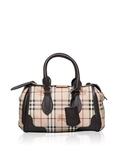 a82ee1a4ed56 Burberry  Minford  Medium Haymarket Portrait Tote Black  Affiliate ...