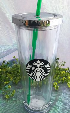 Starbucks 2014 Red Dot 24oz Acrylic Cold Cup Tumbler