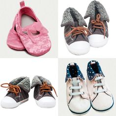 Free Baby Shoes PNG from Photographs