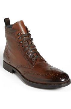 To Boot New York  Brennan  Wingtip Boot (Men)  bda3ca066
