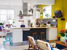 Luz y color nórdico | Decorar tu casa es fácil