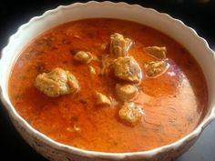 Chicken Korma/Khurma -  A Hyderabadi Chicken Curry Recipe