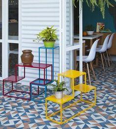 terrasse du café idées de conception de bains privative couleur accueil étagères