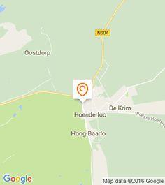 Googlemaps Veluwe NL