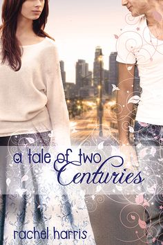 YA Cover reveal, excerpt & US + international giveaway on my blog: A Tale of Two Centuries by Rachel Harris