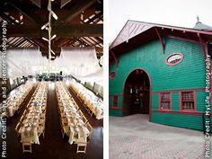 The Trolley Barn Wedding Venue Atlanta Wedding DeKalb 30307