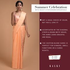 Go all out with ethnic outfits or add a twist of fusion, this wardrobe makeover gives you endless possibilities to experiment with your ethnic looks for your upcoming summer weddings. To help you stock up for the season, we've created a must-have list of the prettiest traditional & contemporary sarees that can up your style game this sunny summer. Also, they are on amazing offers,  #10YearAnniversarySale   Sale Dates: 6th - 16th Feb Santacruz: SV, Next to Asha Parekh hospital Happy Shopping… Asha Parekh, Wardrobe Makeover, Ethnic Looks, Saree Look, Ethnic Outfits, Summer Weddings, Anniversary Sale, Experiment, Happy Shopping