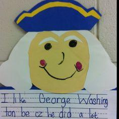 George Washington craft and writing.