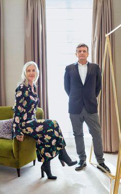 Ruth and Tom Chapman on turning Matches into a multimillion-pound empire from one tiny shop