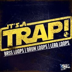 1642 Beats presents IT'S A TRAP VOL a great collection of Trap loops and Trap sounds including Trap Bass Loops, Trap Drum Loops & Trap Lead Loops. Music Making Software, Popular Artists, Tech House, 16 Bit, Drums, Packing, Beats, Big, Music Production