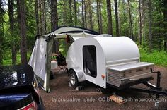 Camping in Style with a Teardrop