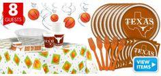 Texas Longhorns Basic Fan Kit