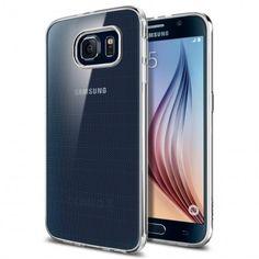 Carcasa Samsung Galaxy S6 Spigen SGP Air Skin Transparente 12,99 €
