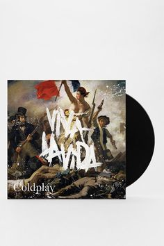 I must have this. Coldplay - Viva La Vida LP