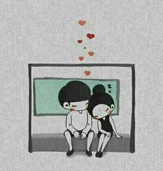 Discovered by kawaii♡^_^¦shojo. Find images and videos about love and text on We Heart It - the app to get lost in what you love. Tumblr Cute Couple, Art Love Couple, Love Cartoon Couple, Cute Couple Comics, Cartoon Love Photo, Cute Love Photos, Couple Wallpaper Relationships, Cute Love Wallpapers, Animated Love Images