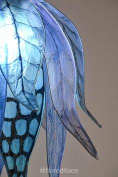 una lampada sognante, per un meraviglioso effetto luminoso.