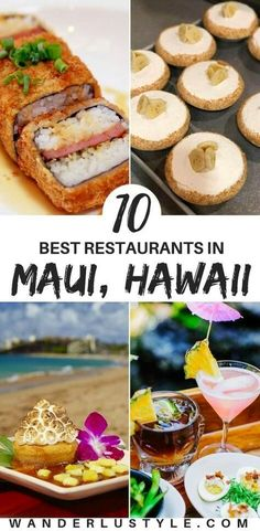 Maui is filled with amazing restaurants around the island! From mom and pop shop, diners, and hotel restaurants. After a few Maui trips and Yelp search, we put together the best restaurants on the … Hawaii Travel Guide, Maui Travel, Travel Tips, Travel Ideas, Croatia Travel, Nightlife Travel, Usa Travel, Italy Travel, Travel Inspiration