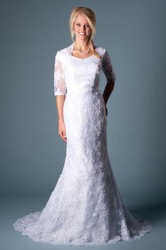 Mormon Wedding Dress: The Premises to Choose Later Day Saint Dress