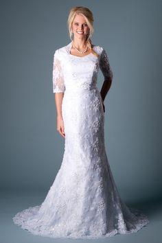 Mormon Wedding Dress: The Premises to Choose Later Day Saint Dress