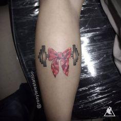 9 tatuagens de peso de academia para você se inspirar – BOA FORMA