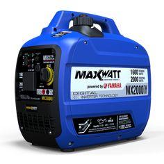 Inverter Generator, Portable Generator, Electronic Appliances, Electronic Devices, Yamaha Engines, Domestic Appliances, Sine Wave, Digital Technology