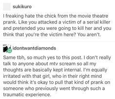 MTV Scream, Hayley Myers