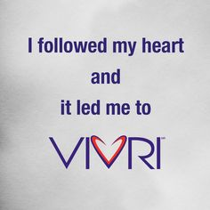 #VIVRI #ILoveVIVRI #MyBestOption #TheBestVersion #LifeGetsBetter #LoveLiving