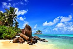by Klaus Wiese    seychelles islands