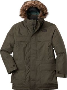 The North Face Men's McMurdo Parka II