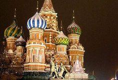 Visit the Kremlin in Russia!