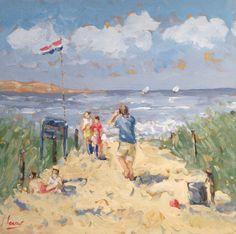 Family, Sun, Zon, Beach, Strand, Sea, Zee, Children, Kinderen