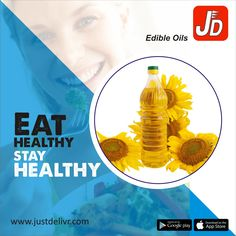 Oils that will add taste to your food and years to your heart. Choose from Canola, Olive, Rice Bran and many more. Login today at www.justdelivr.com/Home/recharge