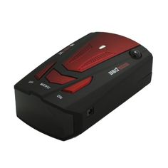 Car Radar Detector 16 Band Voice Alert Laser V7 LED Display