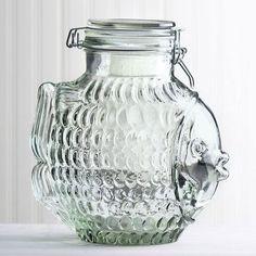 Pesce Cookie Jar