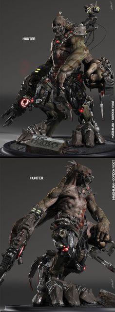 Hunter by Maximilian - Gordon Vogt