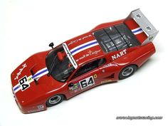 1/32 scale Carerra slot car