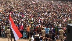 Review in 20 Pictures: Millions Converge in Bishoftu, Oromiyaa, for Irreecha Birraa ['Oromo Thanksgiving'] 2015