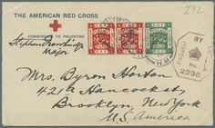 Palestine and Holy Land WORLD WAR I Brit. Field Post in Palestine and related postal history covers, mostly postal stationery envelops, all with censor marks. Mixed condition, please examine. (T)  Lot condition   Dealer Gärtner Christoph Auktionshaus  Auction Starting Price: 140.00 EUR