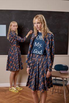 Peter Jensen Spring 2018 Ready-to-Wear Undefined Photos - Vogue