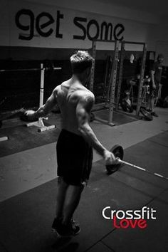 CrossFit LOVE. ~ Re-Pinned by Crossed Irons Fitness
