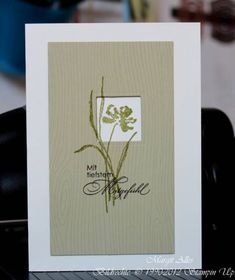 - Sympathy Card - by MargitsSchatztruhe - Cards and Paper Crafts at Splitcoaststampers