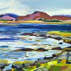 Loch na Cille Painting