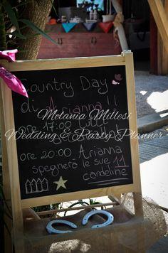 Country Party ...Allestimenti Western Party... Party Planner Catania Melania Millesi http://www.melaniamillesi.it/